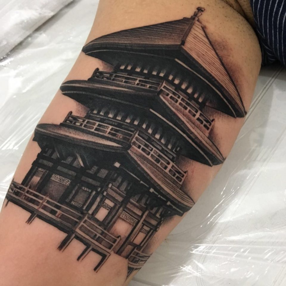 FAMILY ART TATTOO NICKLAS WESTIN – TEMPLO JAPONES