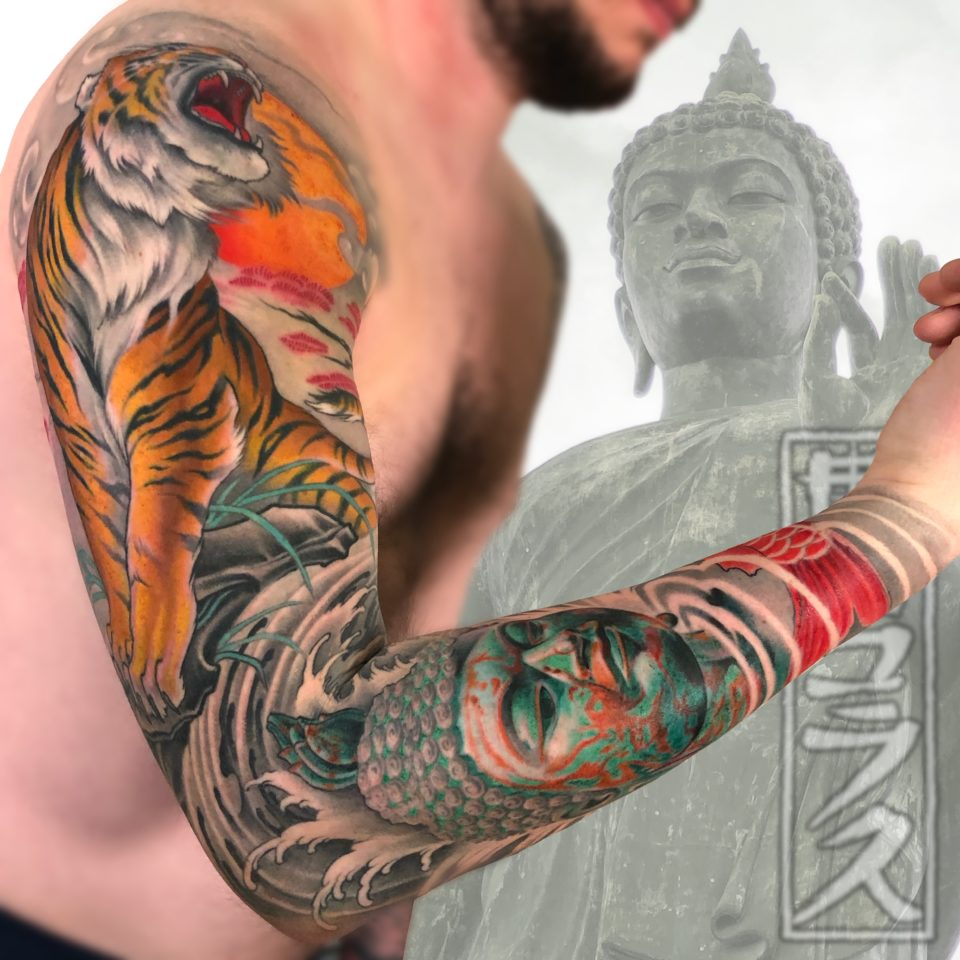 Tattoo Barcelona – Family Art Tattoo -Tatuajes Japonés Barcelona – Nicklas Westin Tattoo Barcelona – Family Art Tattoo -Tatuajes Japonés Barcelona – Nicklas Westin 7541