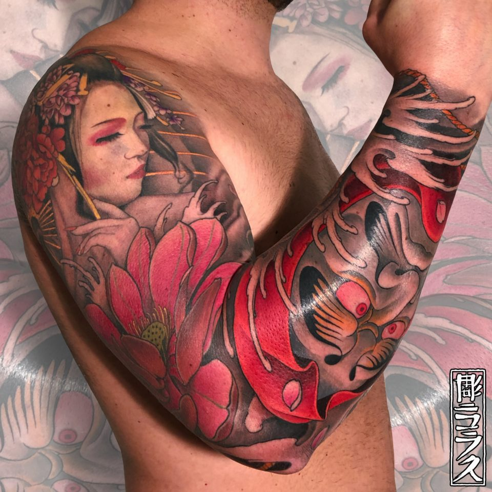 Tattoo Barcelona – Family Art Tattoo -Tatuajes Japonés Barcelona – Nicklas Westin Tattoo Barcelona – Family Art Tattoo -Tatuajes Japonés Barcelona – Nicklas Westin 7545