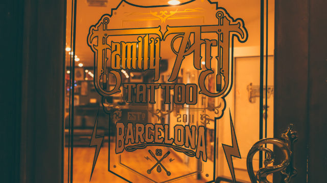 Family Art Tattoo Barcelona