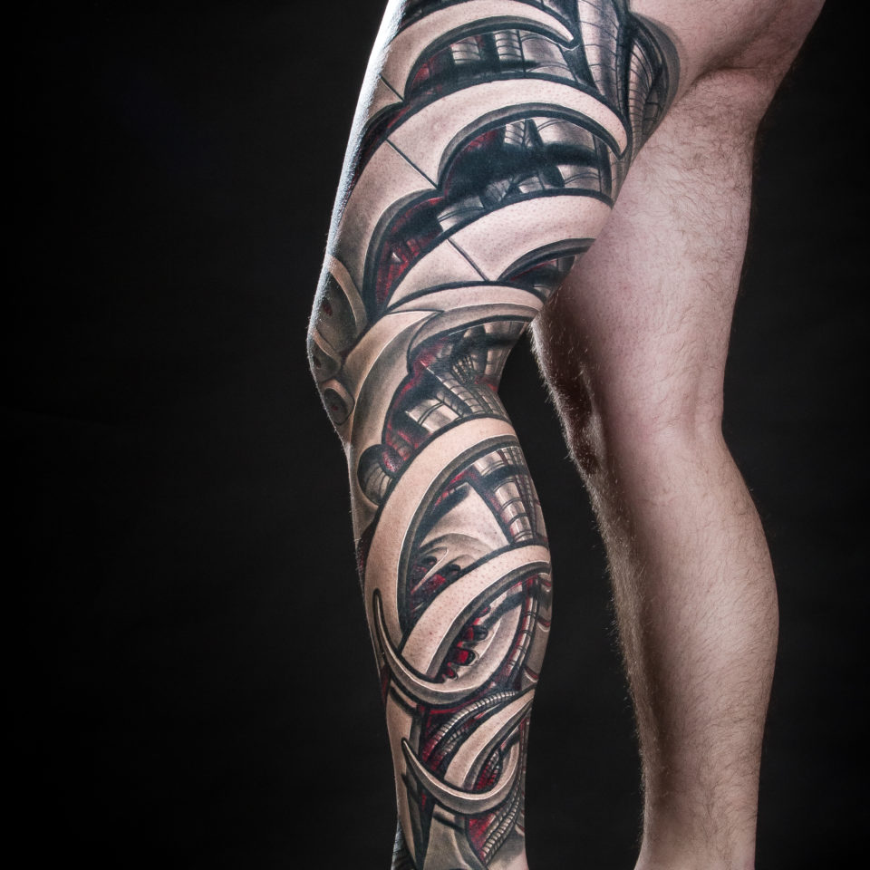 tattoo Barcelona – Biomecanico – Family Art Tattoo – 24